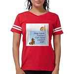 cats-support-staff Womens Football Shirt