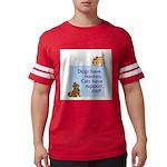 cats-support-staff Mens Football Shirt