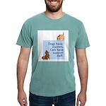 cats-support-staff Mens Comfort Colors Shirt