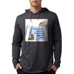 cats-support-staff Mens Hooded Shirt