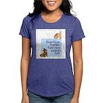 cats-support-staff Womens Tri-blend T-Shirt
