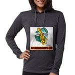 FIN-schrodingers-cat Womens Hooded Shirt