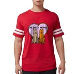 FIN-be-kind-to-animals Mens Football Shirt