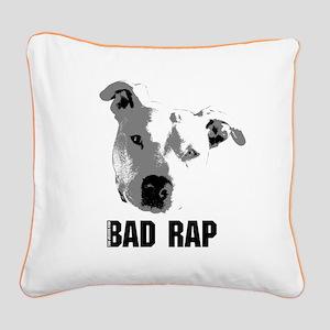 BADRAP Canvas Pillow