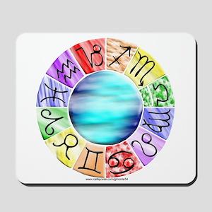 Zodiac Mousepad