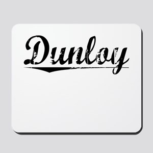 Dunloy, Aged, Mousepad