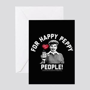 I love black people greeting cards cafepress lucy happy peppy people greeting card m4hsunfo