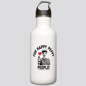 Lucy Happy Peppy Peopl Stainless Water Bottle 1.0L