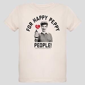 Lucy Happy Peppy People Organic Kids T-Shirt
