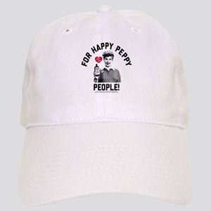 Lucy Happy Peppy People Cap