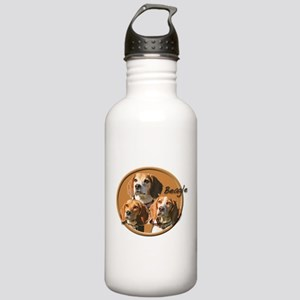 Beagles (3) Stainless Water Bottle 1.0L