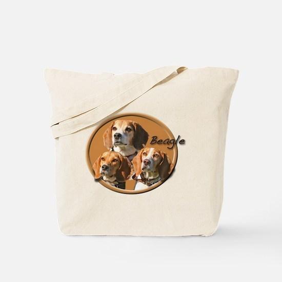 Beagles (3) Tote Bag