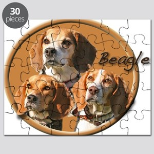 Beagles (3) Puzzle