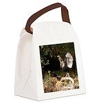 Wild Turkey Canvas Lunch Bag