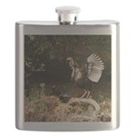 Wild Turkey Flask