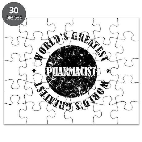 World's Greatest Pharmacist Puzzle