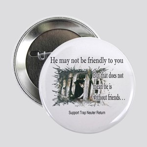 """Feral Friend non affiliated 2.25"""" Button (10 pack)"""