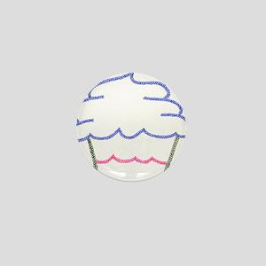Cupcake Mini Button