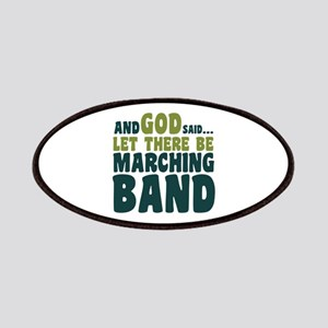 Let There Be Marching Band Patches