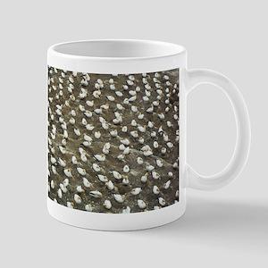 Birds on Rock Mug