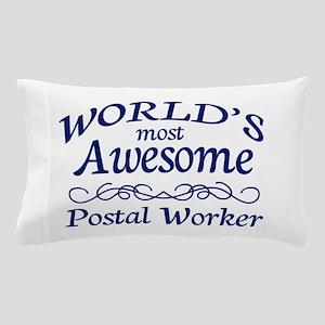 Postal Worker Pillow Case