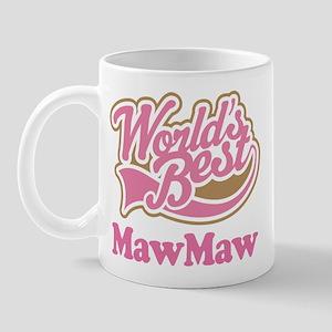 Worlds Best MawMaw Mug