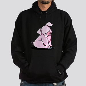 Pretty Little Piggy Hoodie (dark)