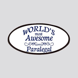 Paralegal Patches