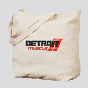 DETROIT MUSCLE Tote Bag