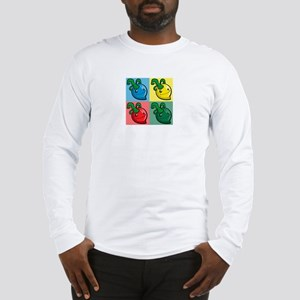 PR: Pink Warhol Long Sleeve T-Shirt