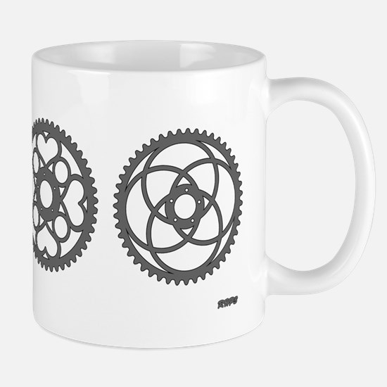 Unique Bicycle chain Mug