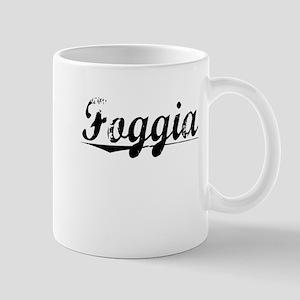 Foggia, Aged, Mug