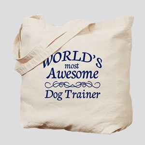 Dog Trainer Tote Bag