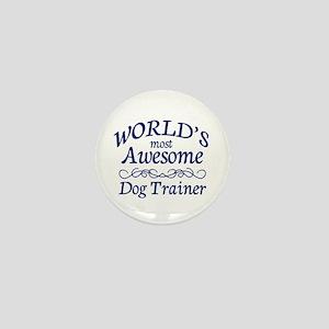 Dog Trainer Mini Button