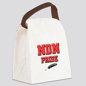 NDN Pride Canvas Lunch Bag
