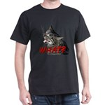 What? Cat Black T-Shirt