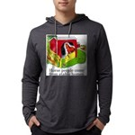 Horse People Stable Homes Mens Hooded Shirt