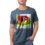 Horse People Stable Homes Mens Tri-blend T-Shirt
