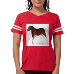 Horse Cave Painting Womens Football Shirt