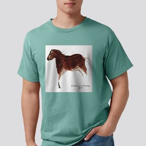 Horse Cave Painting Mens Comfort Colors Shirt