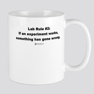 Lab Rule 2 Mugs