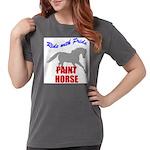 Paint Horse Pride Womens Comfort Colors Shirt