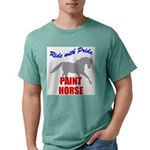 Paint Horse Pride Mens Comfort Colors Shirt