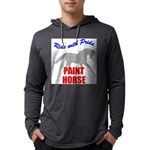 Paint Horse Pride Mens Hooded Shirt
