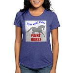 Paint Horse Pride Womens Tri-blend T-Shirt