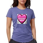 appaloosa-horse-FIN Womens Tri-blend T-Shirt
