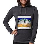Appaloosa-Dance Womens Hooded Shirt