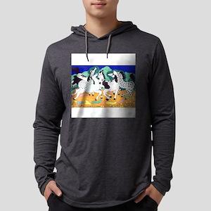 Appaloosa-Dance Mens Hooded Shirt