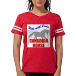 rwp-canadian-horse.tif Womens Football Shirt