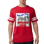 rwp-canadian-horse.tif Mens Football Shirt
